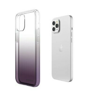 Case Prodigee Safetee Flow para iPhone 12 Pro, Color Noche