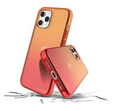 Case Prodigee Safetee Flow para iPhone 12 Pro Max, Color Pasión