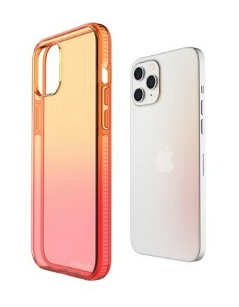 Case Prodigee Safetee Flow para iPhone 12 mini, Color Pasión