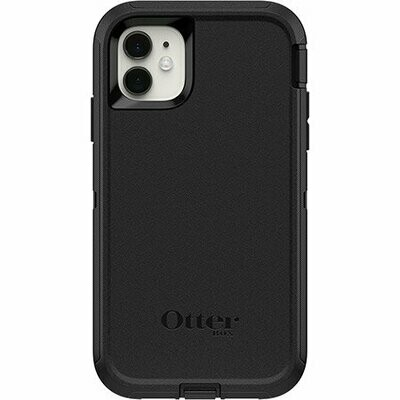 Case Otter Box iPhone 11 Defender Series, Negro