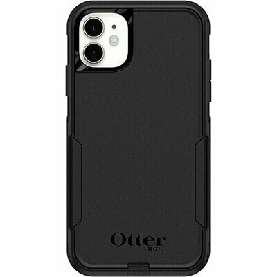 Case Otter Box Commuter iPhone 11, Color Negro
