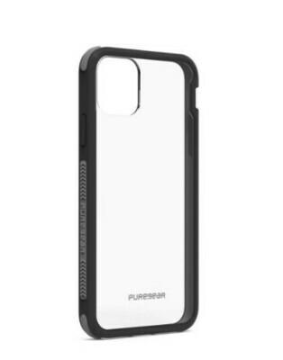 Case Puregear iPhone 11 Pro Max DualTek Clear - Transparente / Negro