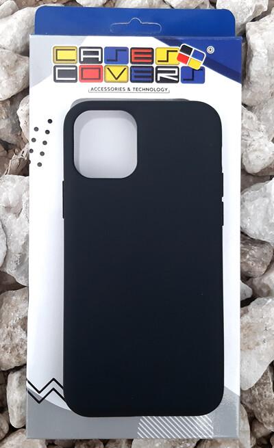 Case silicone Iphone 11 Pro , Negro