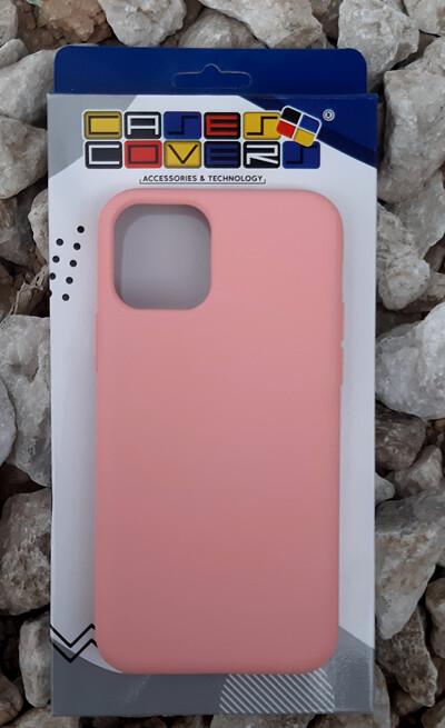 Case de Silicona Iphone 11 Pro, Rosado
