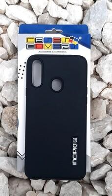 Case Dual Pro Incipio Samsung Galaxy A20S, Negro