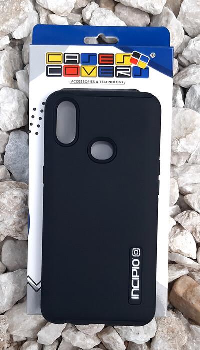 Case Dual Pro Incipio Samsung Galaxy A10S, Negro