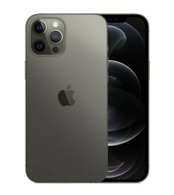 iPhone 12 Pro Max, 256GB / Color Negro Grafito