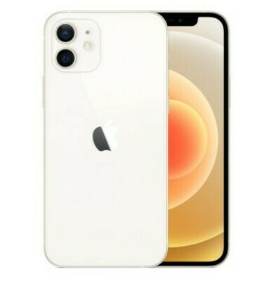 iPhone 12, Capacidad 128GB - Color Blanco