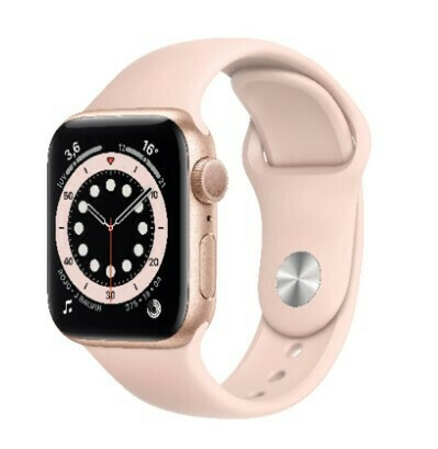 Apple Watch Series 6 - 44mm, Color Oro
