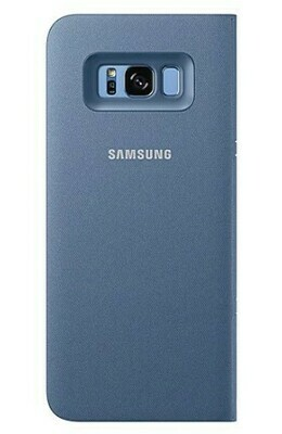 Samsung Galaxy S8+ LED View Cover, Azul