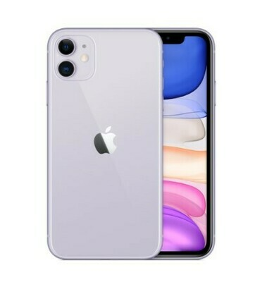 iPhone 11, Capacidad de 64 GB, Color: Lila