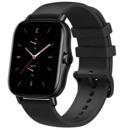 Smartwatch Amazfit GTS 2, Color Negro