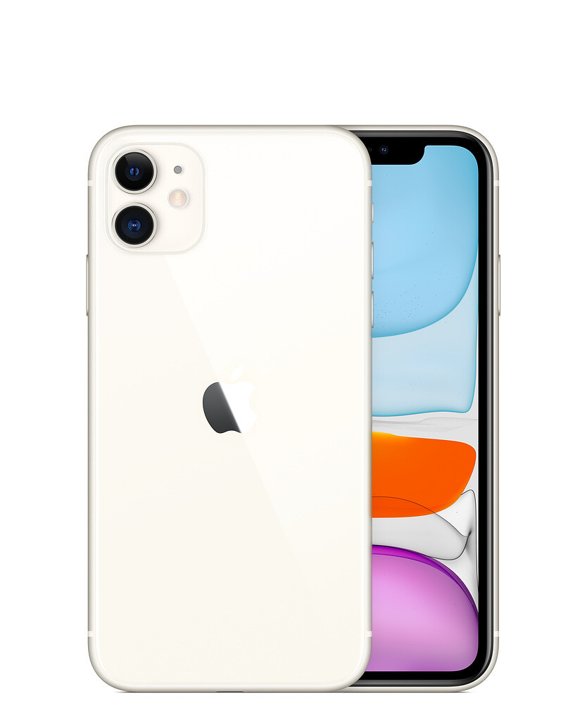 iPhone 11, Capacidad de 128 GB, Color: Blanco