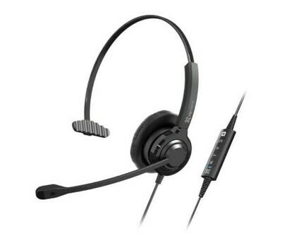 Auriculares VoxPro KCH-901, Color Negro