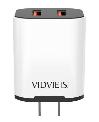Cargador de pared Vidvie, USB Tipo C - Modelo CA02T
