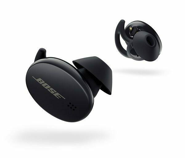 Bose Sport Earbuds, Negros