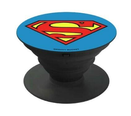 Pop Socket, Superman