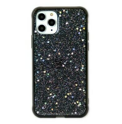 Case Wild Flag para iPhone 11, Negro Estrellas