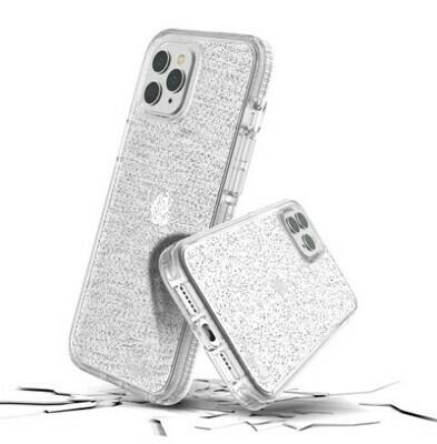 Case Prodigee Super Star para iPhone 12 Pro Max, Transparente