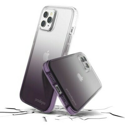 Case Prodigee Safetee Flow para iPhone 12 Pro Max, Color Noche