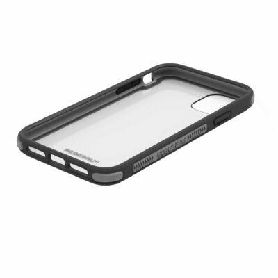 Case iPhone 11 DualTek Clear - Transparente / Negro