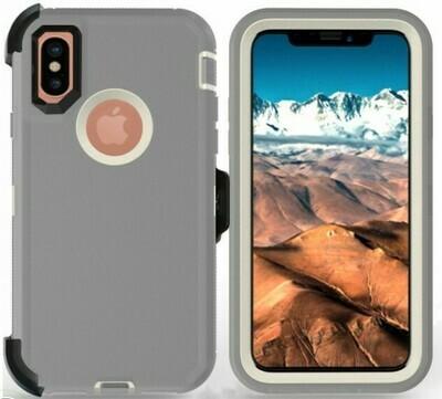Case Otter Box iPhone 11 Defender Series, Gris