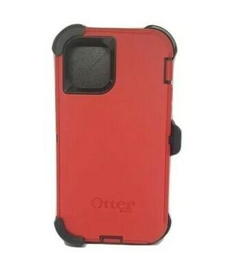 Case Otter Box iPhone 11 Pro Max Defender Series, Rojo