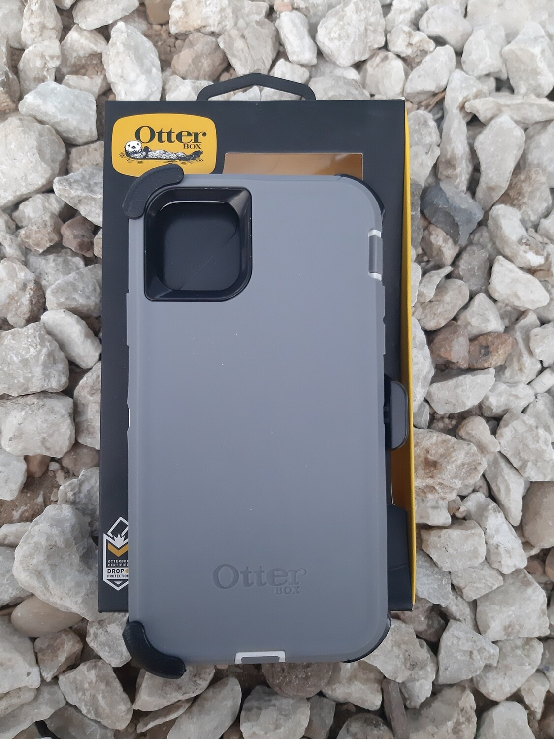 Case Otter Box iPhone 11 Pro Max Defender Series, Gris