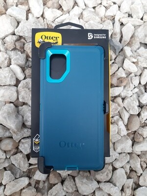 Case Otter Box Defender Series Samsung Galaxy Note10+, Azul