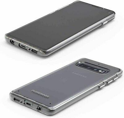 Case PureGear Dualtek Samsung S10+ - Transparente