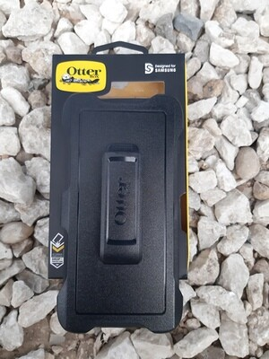 OtterBox Defender Series Samsung Galaxy S10+, Color Negro