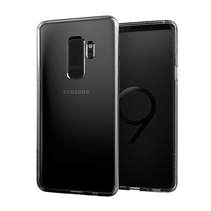 Case ArtsCase Impact Hybrid Series Samsung Galaxy S9+, Transparente