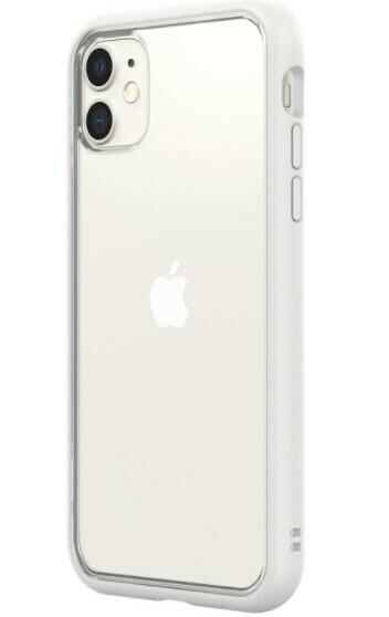 Case RhinoShield SolidSuit iPhone 11 Pro Max, Transparente