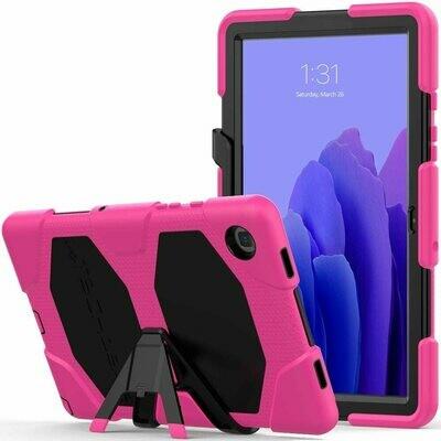 """Case Antishock para Galaxy Tab A7 10.4"""", Rosado"""