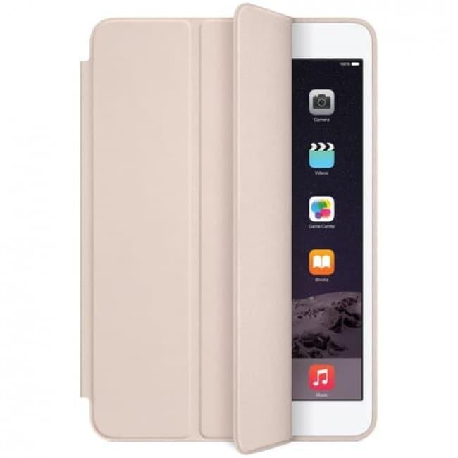 Funda inteligente para iPad mini 2/3, Rosa suave
