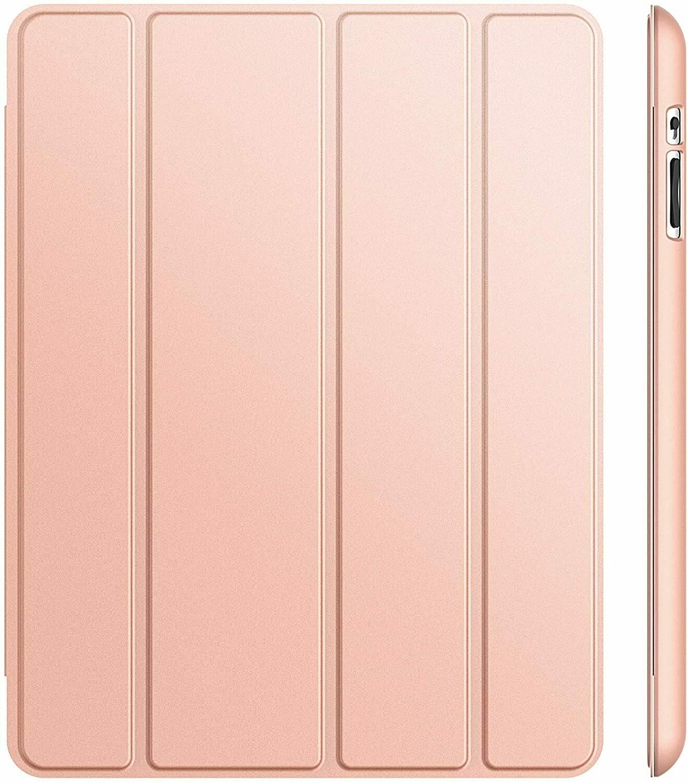 Case para iPad 2, 3 y 4, Oro Rosa