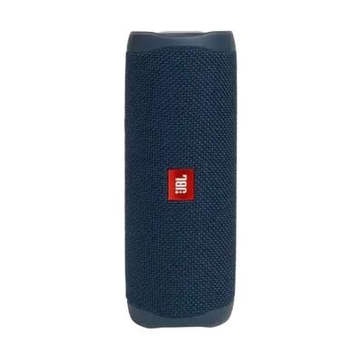 JBL FLIP 5 - Altavoz Bluetooth portátil impermeable, Color Azul