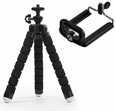 Trípode Universal para cámaras y teléfonos