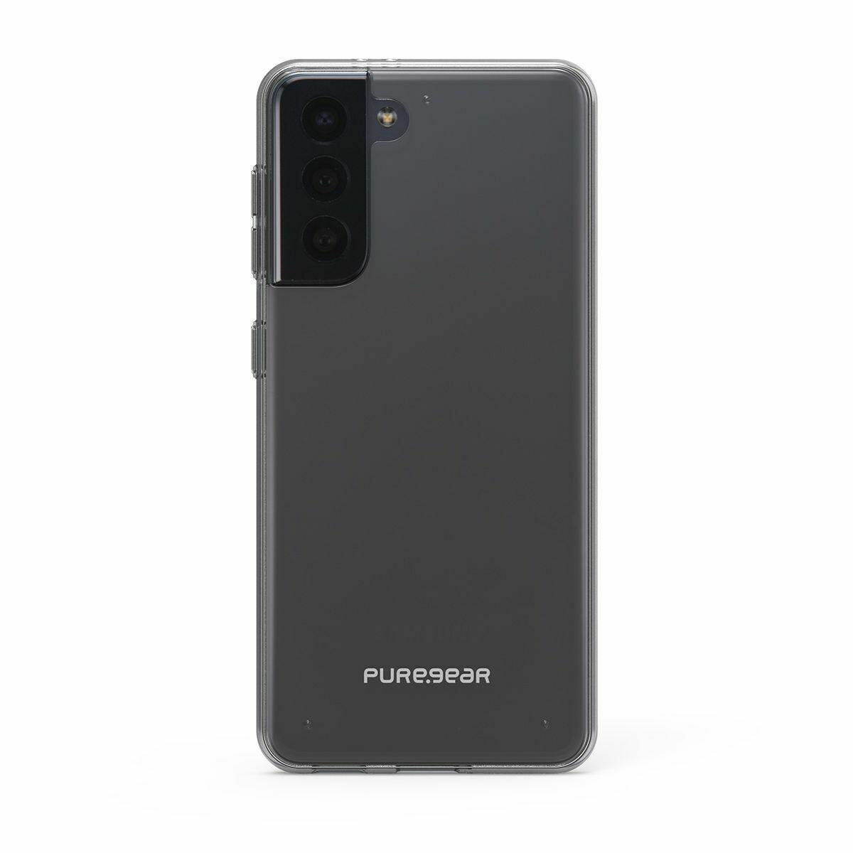 Case Puregear Slim Shell Samsung Galaxy S21 5G - Transparente/Transparente