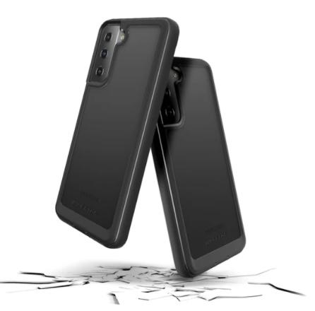 Case Prodigee Warrior Samsung Galaxy S21 Plus, Negro