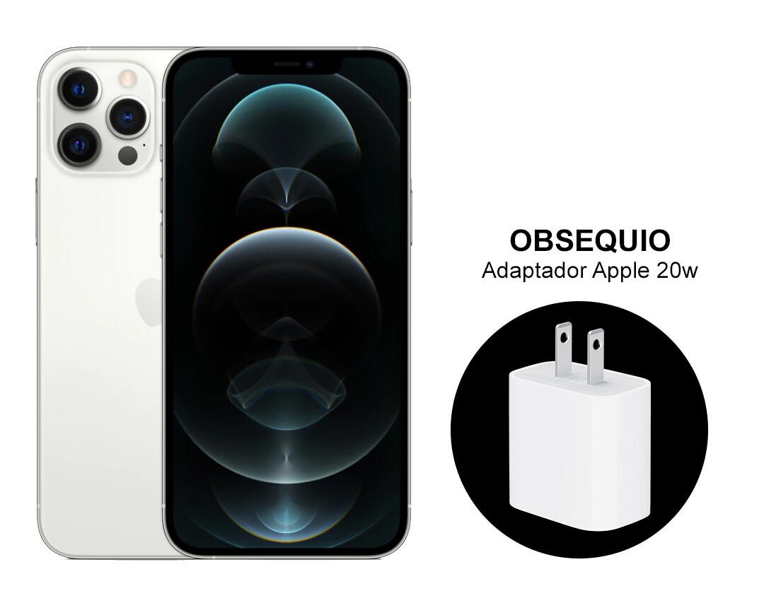 iPhone 12 Pro Max, 256GB / Color Silver