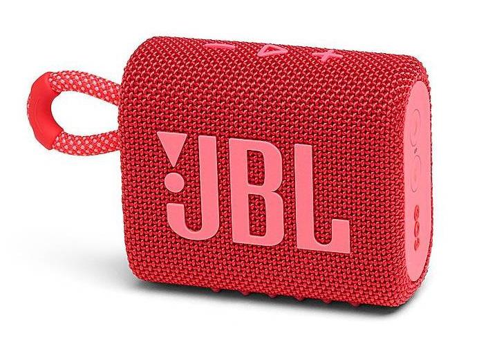 JBL GO3, Rojo