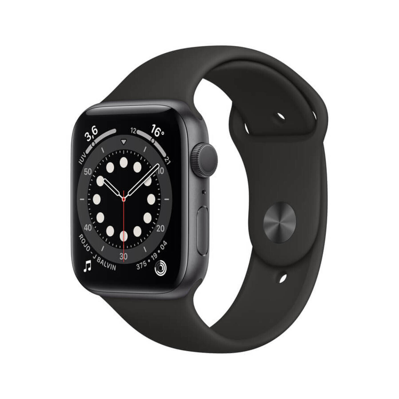Apple Watch Series 6 - 44mm, Color Space Gray