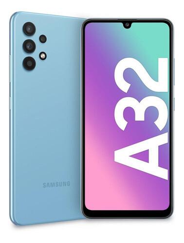 Samsung Galaxy A32 Awesome Blue