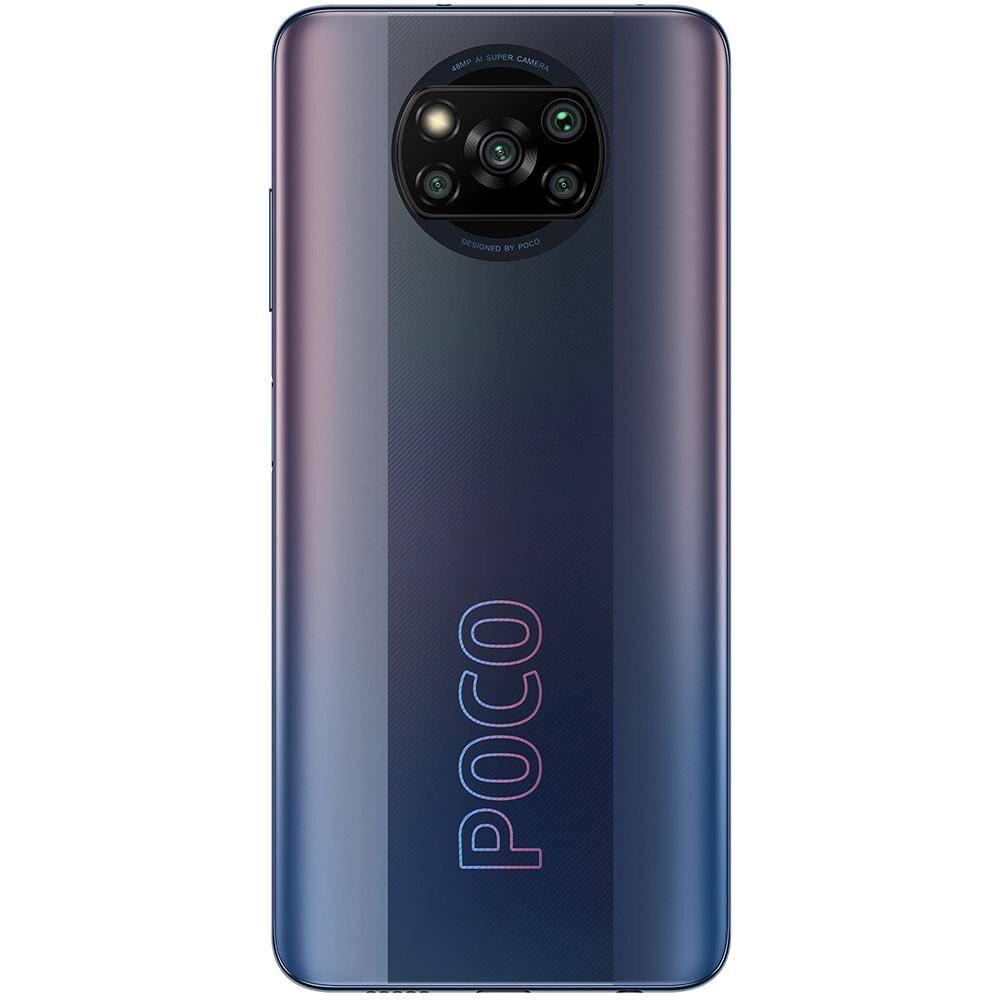 Celular XIAOMI POCO X3 PRO - 256 GB 8 GB RAM Negro