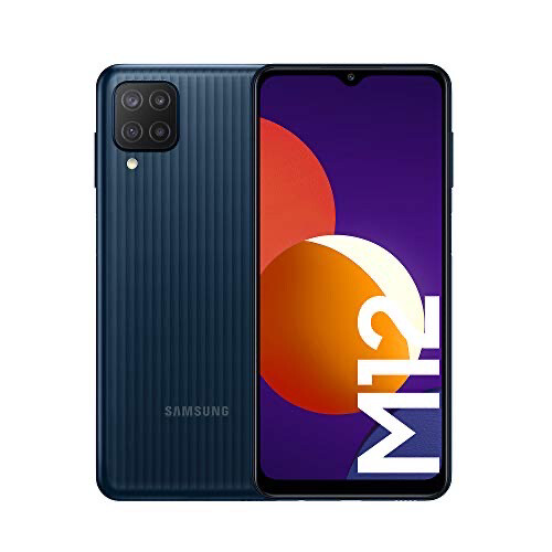 Celular Samsung Galaxy M12 64GB Negro