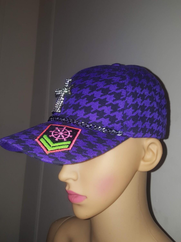DISTRESS HAT