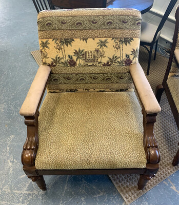 West Indies Accent Chair