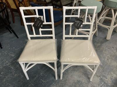 Christine Coastal Rattan Chair Set *NEW*