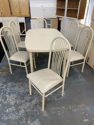 Heavy Laminate Table Set